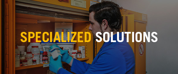 Specialized Solutions